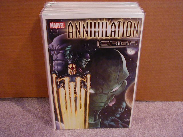 ANNIHILATION SAGA ONE SHOT NM