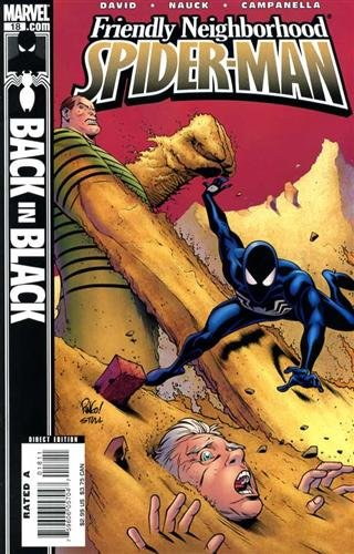 FRIENDLY NEIGHBORHOOD SPIDER-MAN #18 NM BACK IN BLACK