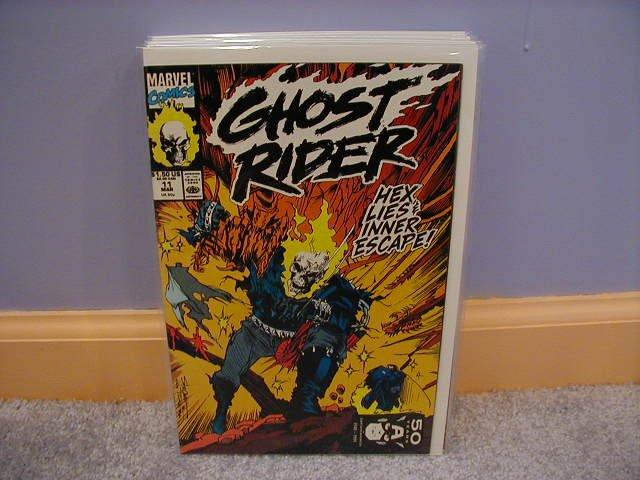 GHOST RIDER (1990) #14