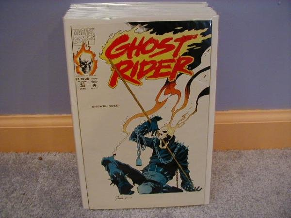 Ghost Rider (1990) #21