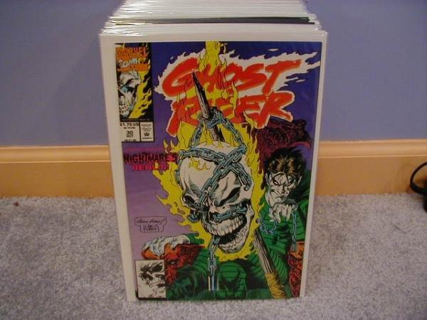 Ghost Rider (1990) #30