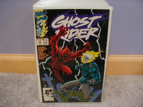 Ghost Rider (1990) #34