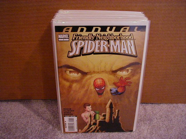 FRIENDLY NEIGHBORHOOD SPIDER-MAN ANNUAL #1 NM