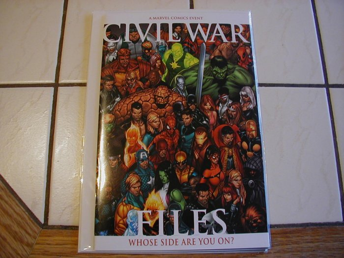 CIVIL WAR FILES NM
