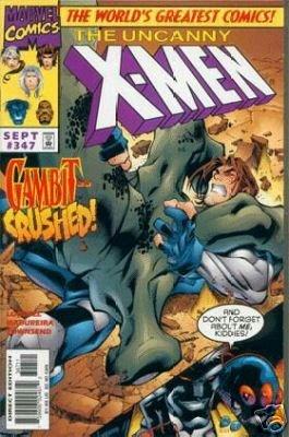 UNCANNY X-MEN #347 NM