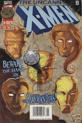 UNCANNY X-MEN #332 NM
