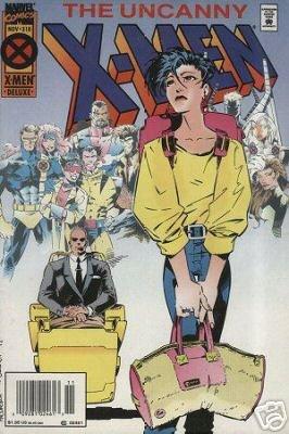 UNCANNY X-MEN #318 NM