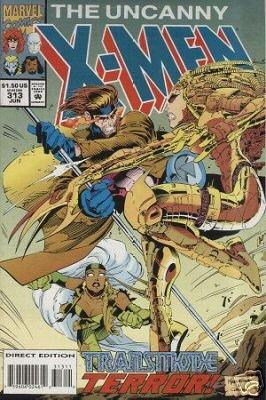 UNCANNY X-MEN #313