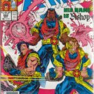 UNCANNY X-MEN #282 1ST APPEARANCE- BISHOP