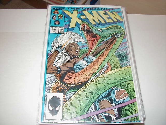 UNCANNY X-MEN #223
