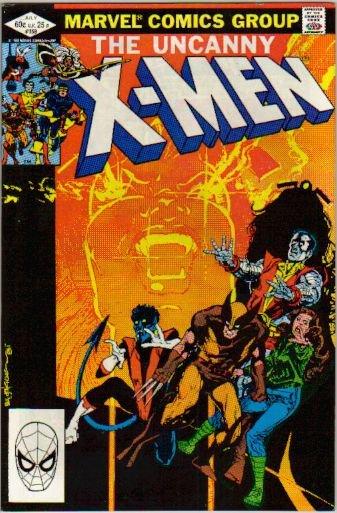 UNCANNY X-MEN #159 NM