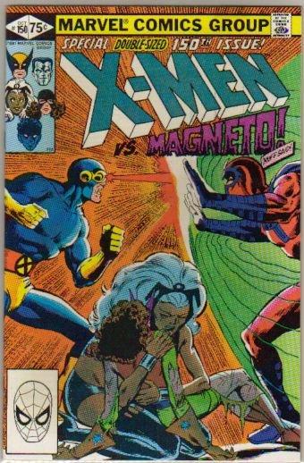 UNCANNY X-MEN #150 NM
