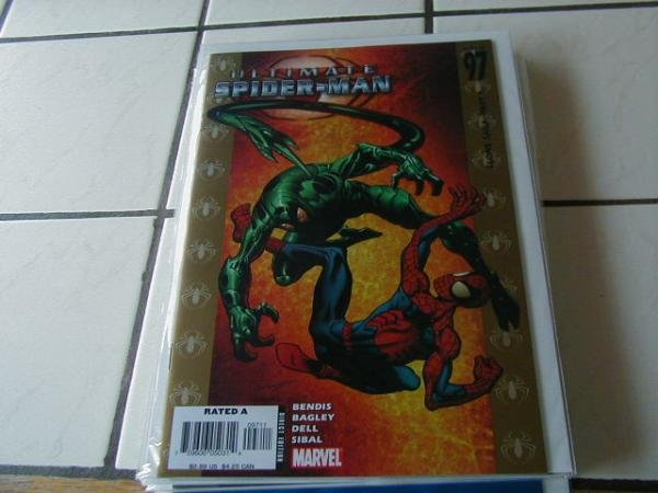 ULTIMATE SPIDER-MAN #97 NM