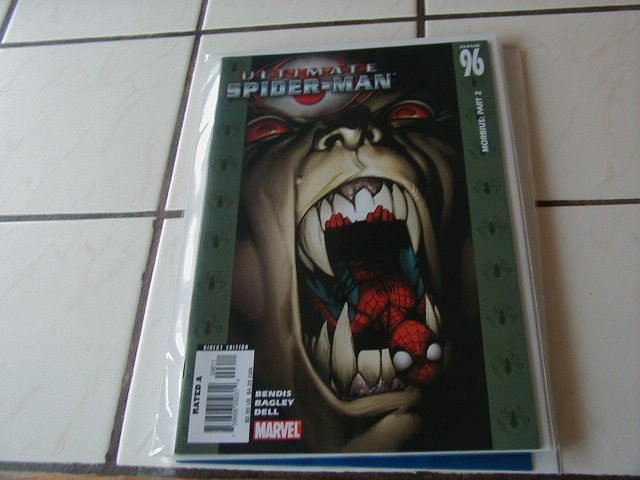 ULTIMATE SPIDER-MAN #96 NM