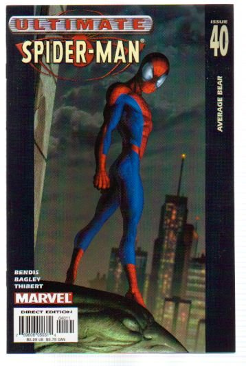 ULTIMATE SPIDER-MAN #40 NM