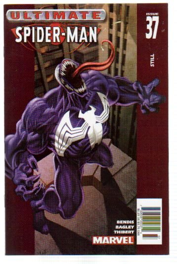 ULTIMATE SPIDER-MAN #37 NM  VENOM