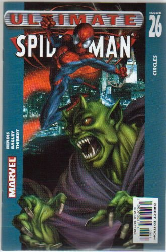ULTIMATE SPIDER-MAN #26 VF/ NM