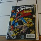 ADVENTURES OF SUPERMAN #509