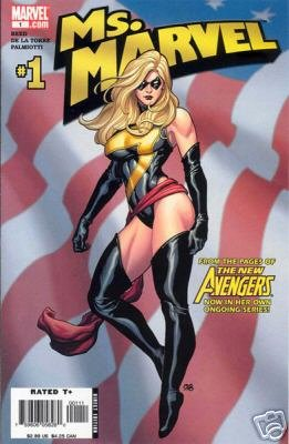 MS. MARVEL #1 NM (2006)
