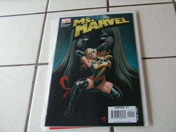MS. MARVEL #5 NM (2006)