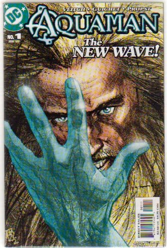AQUAMAN #1(2003) NM