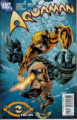 AQUAMAN #35(2003) NM