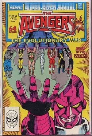 AVENGERS ANNUAL#17