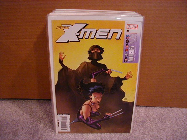 NEW X-MEN #36 NM