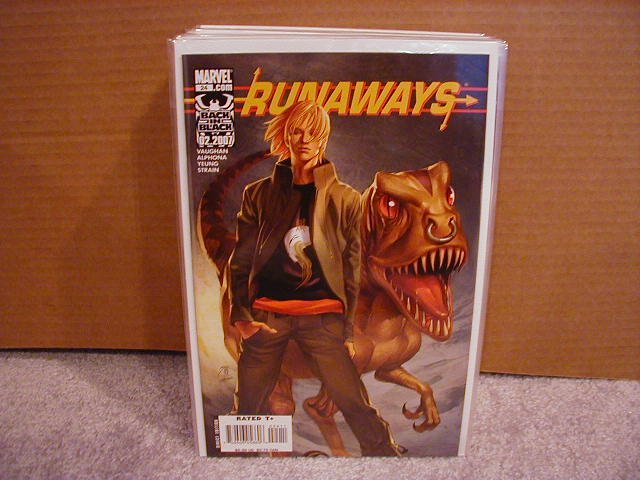 RUNAWAYS VOL 2 #24 NM