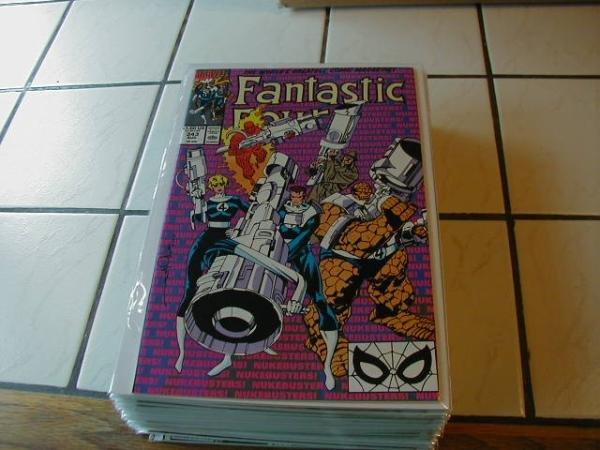 FANTASTIC FOUR #343