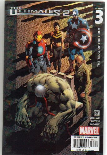 ULTIMATES VOL 2 #3 NM