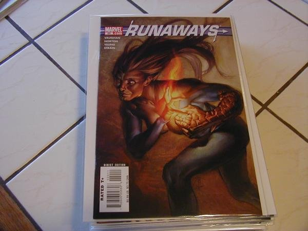RUNAWAYS VOL 2 #20 NM