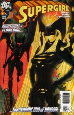 SUPERGIRL #6 NM (2006)