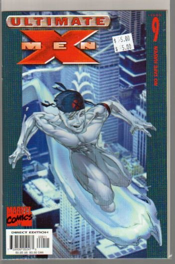 ULTIMATE X-MEN #9 NM