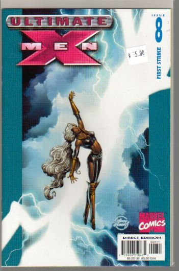 ULTIMATE X-MEN #8 VF/NM