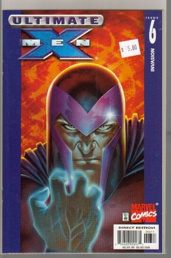 ULTIMATE X-MEN #6 NM
