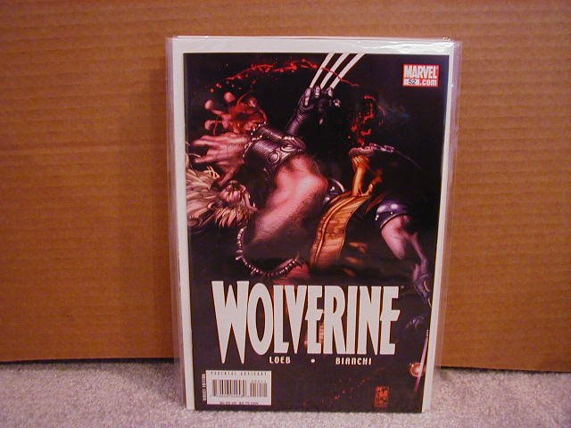 WOLVERINE VOL 2 #52 NM