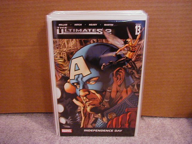 ULTIMATES VOL 2 #13 NM FINAL ISSUE