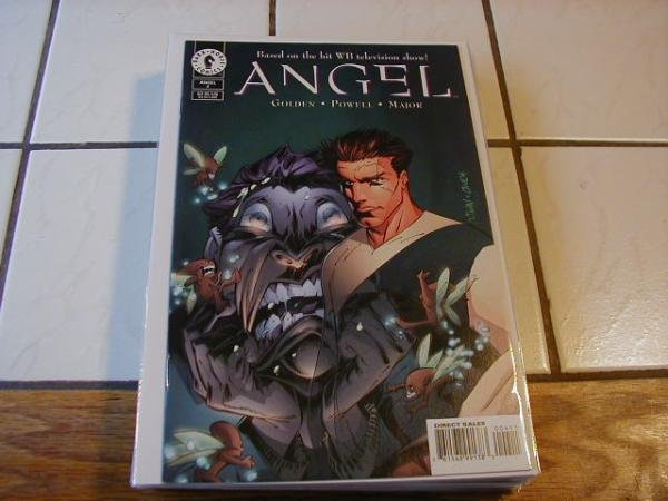 ANGEL #4 VF OR BETTER