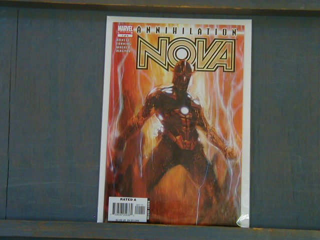 ANNIHILATION NOVA #1 NM