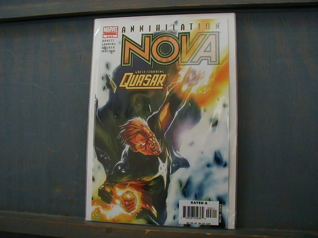 ANNIHILATION NOVA #3 NM