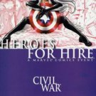 HEROES FOR HIRE #3 (2006) CIVIL WAR NM