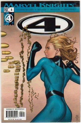 MARVEL KNIGHTS 4 #5 NM ** FANTASTIC FOUR**