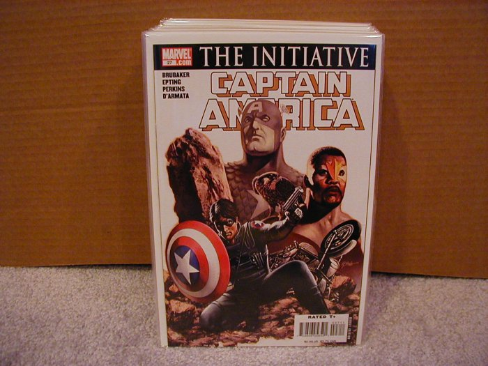 CAPTAIN AMERICA #27 VF/NM