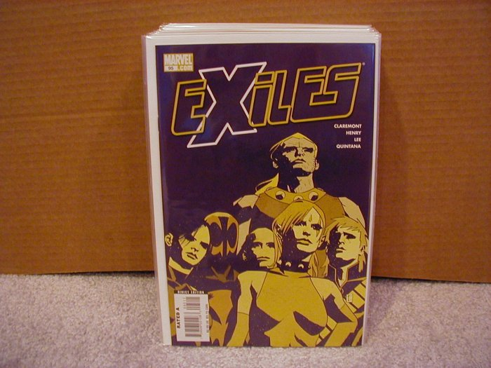 EXILES #95 NM