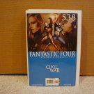 FANTASTIC FOUR #538 NM CIVIL WAR