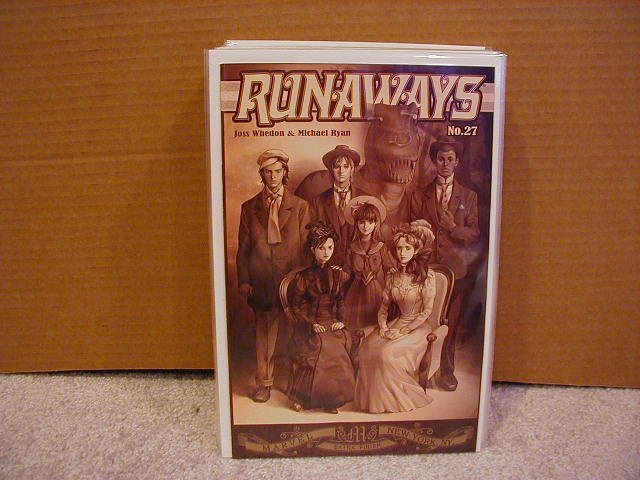 RUNAWAYS VOL 2 #27 NM