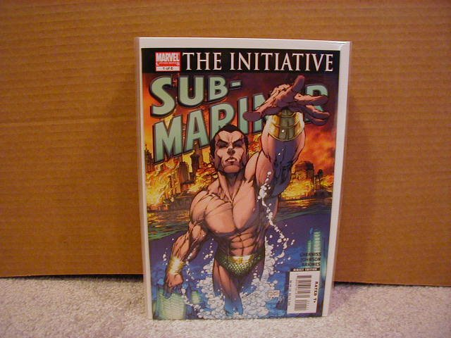 SUBMARINER #1 NM (2007)