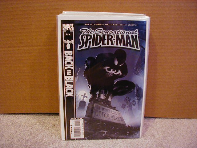 SPECTACULAR SPIDER-MAN #38 NM