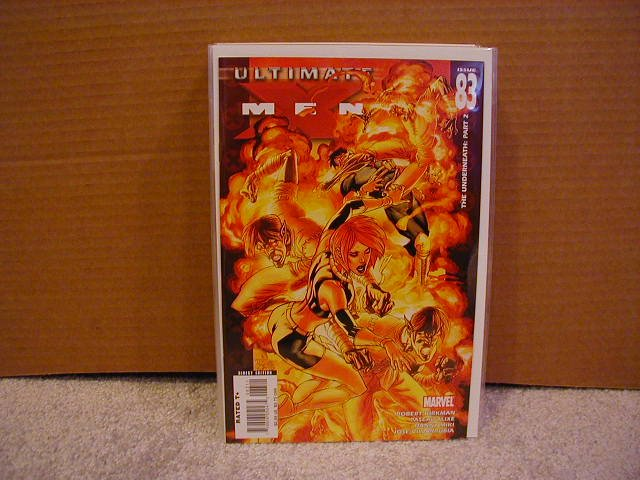 ULTIMATE X-MEN #83 NM